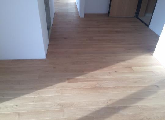 Deska efekt surowego drewna